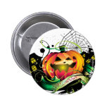 Feliz Halloween Pin