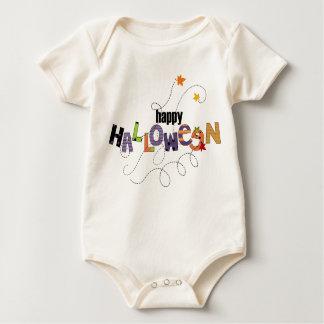 Feliz Halloween Traje De Bebé