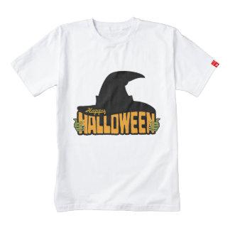 Feliz Halloween Playera Zazzle HEART