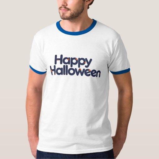 Feliz Halloween Playeras