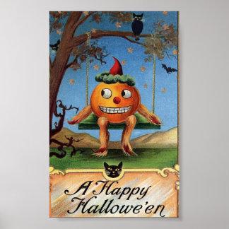 Feliz Halloween Póster