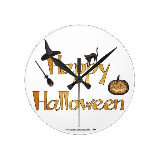Feliz Halloween Relojes