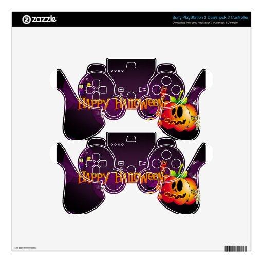 Feliz Halloween Skins Para Mandos PS3