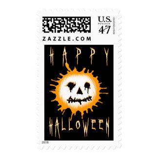 feliz Halloween: splatolantern Sellos