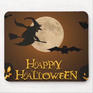 Feliz Halloween Tapete De Ratones