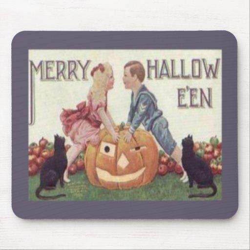 Feliz Hallowe'en Tapetes De Ratones