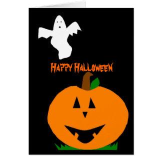 Feliz Halloween Tarjetas