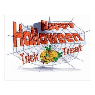 Feliz Halloween Postales