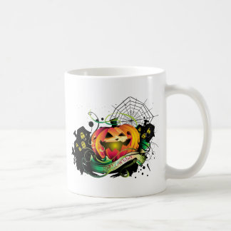 Feliz Halloween Taza
