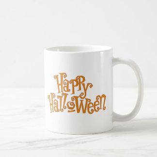 Feliz Halloween Taza De Café