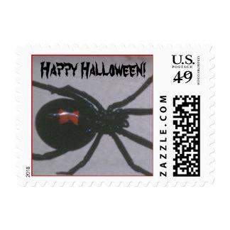¡Feliz Halloween! Timbre Postal