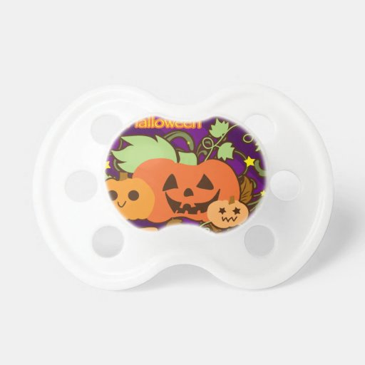 """Feliz Halloween"" tres linternas lindas del o de J Chupetes De Bebe"
