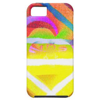 Feliz iPhone 5 Carcasa