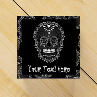 Feliz Muertos - caja de regalo de encargo del Cajas Para Regalos