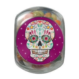 Feliz Muertos - Festive Sugar Skull Candy Tin