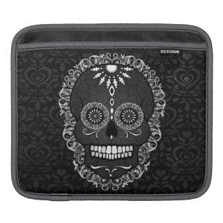 Feliz Muertos - Festive Sugar Skull Sleeve For iPads