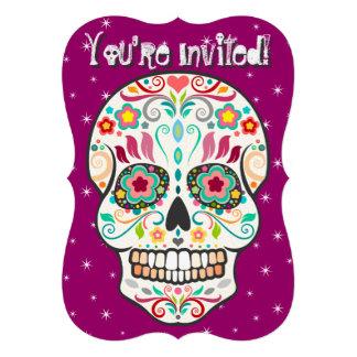 Feliz Muertos - invitaciones del personalizado del