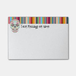 Feliz Muertos - notas de encargo del Poste-it® del Notas Post-it