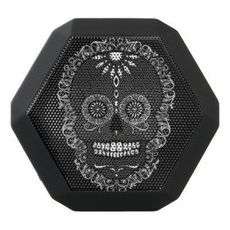 Feliz Muertos - Sugar Skull Black Bluetooth Speaker