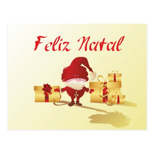 Feliz Natal Postales