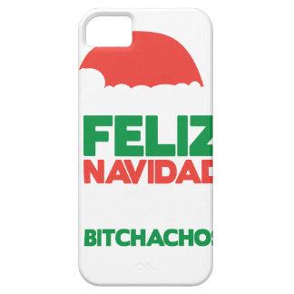 Feliz Navidad Bitchachos iPhone SE/5/5s Case