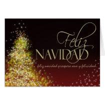 Feliz Navidad Christmas Card