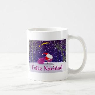 Feliz Navidad Coffee Mug