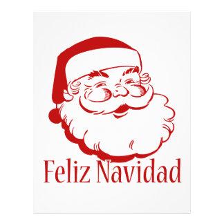 """Feliz Navidad Folleto 8.5"""" X 11"""""""