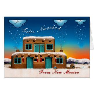 Feliz Navidad from NM Card