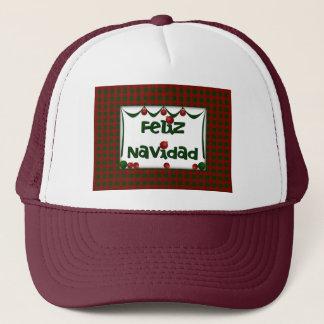 Feliz Navidad - Gorra de beisbol - Merry Christmas Trucker Hat