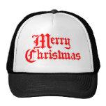 Feliz-Navidad Gorras