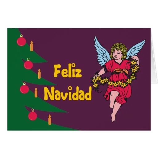 Feliz Navidad Grußkarten