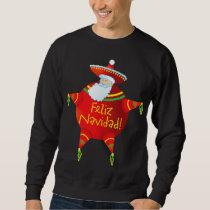 Feliz Navidad Holiday Sweatshirt