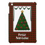 Feliz Navidad - Merry Christmas - iPad Mini Case