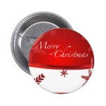 Feliz Navidad Pins