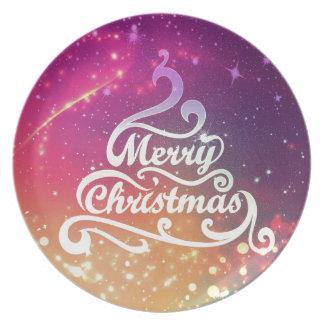 Feliz Navidad Platos