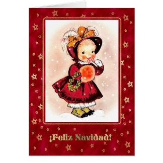 Feliz Navidad. Spanish Christmas Cards