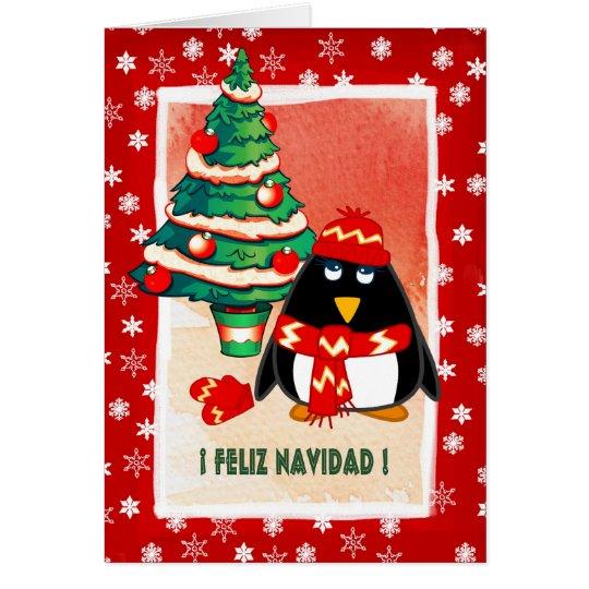 Feliz Navidad . Spanish Christmas Cards