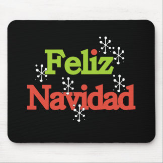 Feliz Navidad Tapete De Raton