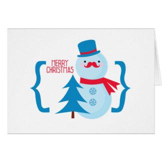 ¡Feliz Navidad! Tarjeton