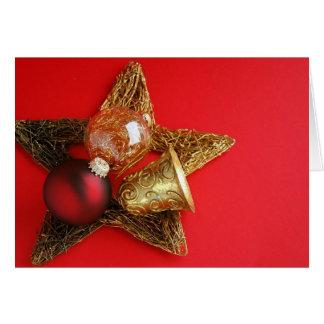 ¡Feliz Navidad! Tarjeta De Felicitación
