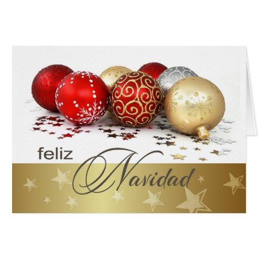 Feliz Navidad. Tarjetas de Navidad españolas