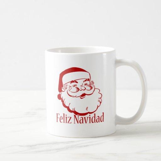 Feliz Navidad Taza
