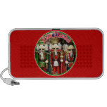 Feliz Navidad - Three Wise Crackers iPod Speaker