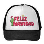 Feliz Navidad Trucker Hat