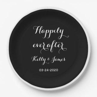 """Feliz nunca después de 9"""" casando las placas de"""
