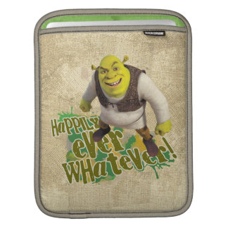 ¡Feliz nunca lo que! Funda Para iPads