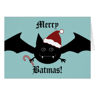 Feliz palo gótico tonto de Batmas