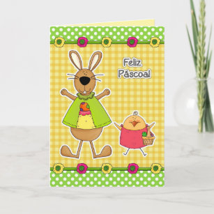 Easter Cards In Portuguese