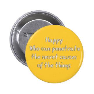 Feliz Pin Redondo 5 Cm